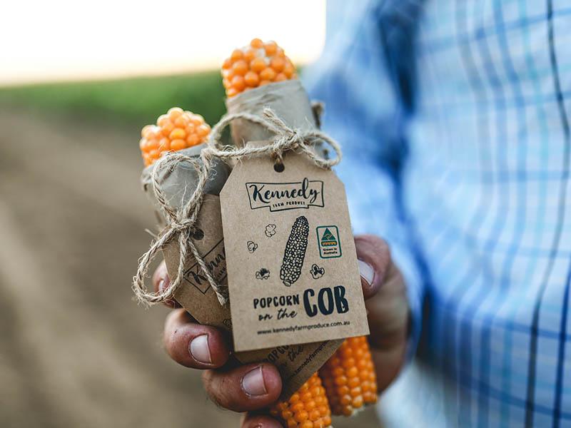 Kennedy Produce Corn